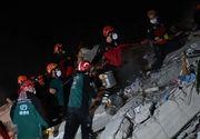 VIDEO - Cutremur în Marea Egee: Cel puţin 26 de morţi şi peste 800 de răniţi în Turcia şi Grecia