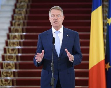 Klaus Iohannis, mesaj pentru toți românii. Cum putem stopa pandemia