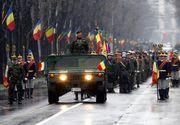 Fără paradă militară, anul acesta, de 1 Decembrie - Ziua Națională a României