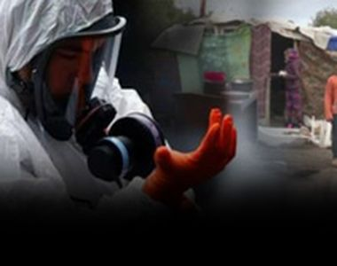 VIDEO - Focar de infecție la Eforie Sud: Trăiesc ca într-un infern greu de privit