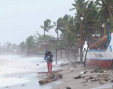 Taifunul Goni: Cel puţin patru morţi în Filipine
