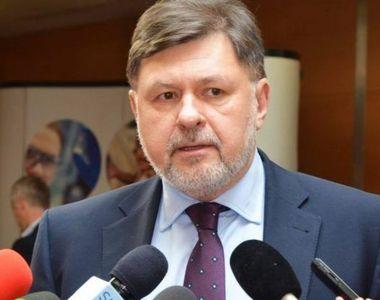 Alexandru Rafila anunță că în maxim şase săptămâni numărul cazurilor de COVID-19 ar...