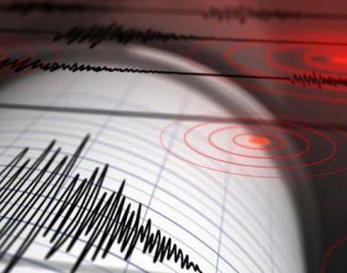 Cutremur după cutremur  în România! Trei seisme într-o singură dimineață
