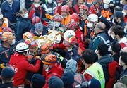 Bilanţul total al victimelor cutremurului la Marea Egee creşte la 81 de morţi, dintre care 79 în Turcia