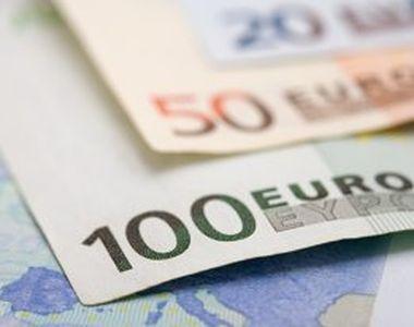 Curs valutar BNR, azi 2 noiembrie. Valoare euro la începutul săptămânii