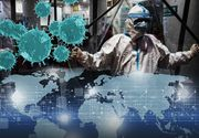 VIDEO - Scenariul negru al pandemiei. Rată de infectare uriașă
