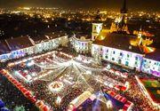 Târgul de Crăciun din Sibiu va fi sau nu anulat. Vezi ce au anunțat organizatorii
