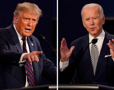 Trump sau Biden? Istoricul care nu a dat greș în predicțiile din SUA a spus cine...