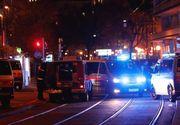 Atac terorist de amploare în Viena. Mai multe victime