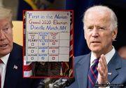 Alegeri SUA 2020. Primele rezultate finale. Cine a câștigat: Biden sau Trump?
