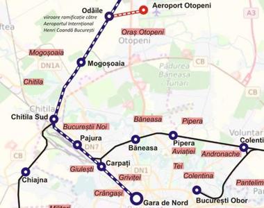 Vești bune: Trenul Otopeni- Gara de Nord va intra în funcțiune foarte curând. Află pe...