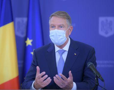 """Klaus Iohannis, anunț de ultima oră pentru români. """"România se confruntă cu cifre..."""