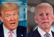 """Alegeri SUA 2020. Trump îl acuză pe Biden că încearcă să """"fure"""" alegerile în timp ce numărarea voturilor este în curs"""