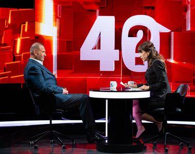 """Aseară, la """"40 de întrebări cu Denise Rifai"""", Viorel Cataramă a povestit cum a făcut..."""