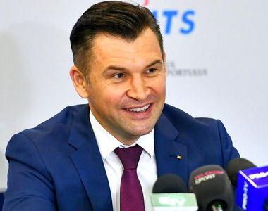 Ministrul Sportului, Ionuț Stroe, promite sportivilor teste ieftine și rapide pentru...