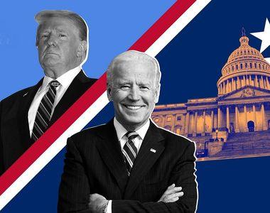 Alegeri SUA 2020. Cine va fi noul preşedinte al Americii? Rezultatele LIVE obținute de...
