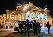 Autorul atacului terorist din Viena ar fi acționat de unul singur. Mai mulți martori au filmat scenele cu telefonul