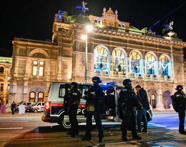 Autorul atacului terorist din Viena ar fi acționat de unul singur. Mai mulți martori au...