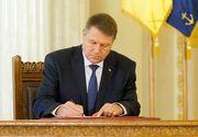 Schimbare în Guvern. Președintele Iohannis a semnat numirea noului ministru