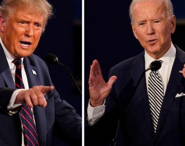 Rezultate oficiale alegeri SUA. Biden îl devansează pe Trump în Pennsylvania
