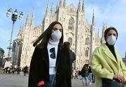 Revine coșmarul în Italia. Record absolut de cazuri COVID-19 în 24 de ore! Proteste în mai multe orașe