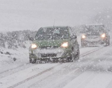 Prognoza meteo iarnă 2020-2021: Când vin ninsorile peste România?