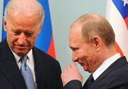 Legătura dintre Vladimir Putin și Joe Biden. Ce reacție a avut președintele Rusiei după rezultatul alegerilor prezidențiale din SUA