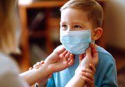 Câți copii cu coronavirus sunt internați la ATI în România