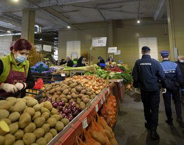 VIDEO - Producătorii și comercianții protestează față de restricții