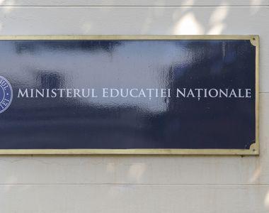 """Ministerul Educaţiei lansează sesiunile online """"Educaţia Continuă"""", destinate..."""