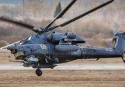 Un elicopter militar rus a fost doborât în Armenia. Doi militari au decedat