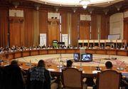 Comisia juridică are marți, pentru raport, proiectul de lege prin care Parlamentul decide data alegerilor generale