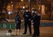 """Poliția a fost """"cu ochii"""" pe cetățenii care au ieșit peste noapte pe stradă și i-a amendat cu peste 300.000 de lei"""