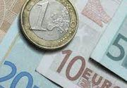 Curs valutar, azi 11 noiembrie. Cât costă un euro în raport cu leul