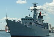 """Veste șocantă în Constanța: Aproape jumătate din echipajul fregatei """"Regina Maria"""" confirmat cu COVID-19"""
