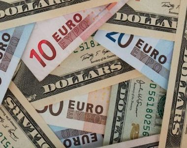 Curs valutar azi, 12 noiembrie 2020. Care este cotația zilei pentru euro