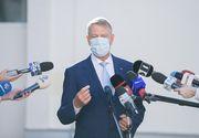 """Klaus Iohannis: """"Nu am reușit să îngrădim pandemia, drept urmare s-a impus recent al doilea set de măsuri"""""""