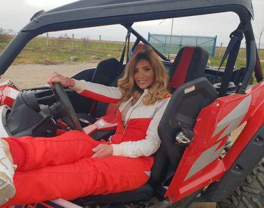 VIDEO - Ilinca Obădescu, offroad de weekend pentru voi