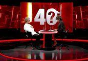 """Teo Trandafir, în cel mai provocator interviu, la """"40 de întrebări cu Denise Rifai"""""""