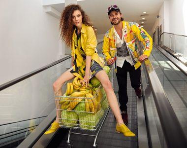 VIDEO - Colecție inedită de modă despre Bucur Obor