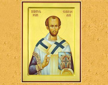 Cine a fost, de fapt, Ioan Gură de Aur și cum a ajuns să fie un sfânt
