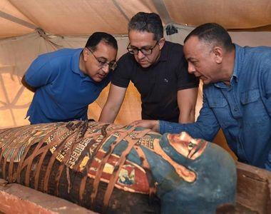 Descoperire istorică în Egipt