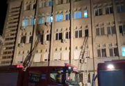 Incendiu devastator la secţia ATI a Spitalului Judeţean Neamţ: 10 persoane au decedat - VIDEO