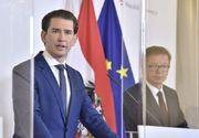 Austria în carantină la nivel naţional de marţi până la 6 decembrie