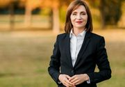 Alegeri prezidenţiale în R. Moldova - Maia Sandu, câştigătoare. La nivel naţional, diferenţa faţă de Igor Dodon este de peste 15 procente