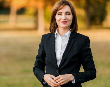 Alegeri prezidenţiale în R. Moldova - Maia Sandu, câştigătoare. La nivel naţional,...