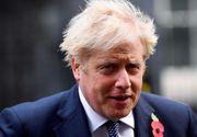 Boris Johnson intră în carantină din cauza virusului Sars-Cov-2
