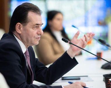 Şedinţă de urgenţă la Ministerul Sănătăţii, cu participarea premierului Ludovic Orban