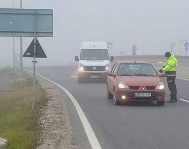 VIDEO - Carantină în Sibiu. Filtrele de poliție sunt peste tot