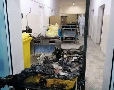 VIDEO - Iadul din secția ATI a ucis bolnavii. Anchetă amplă